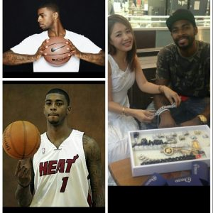 NBA DORELL WRIGHT