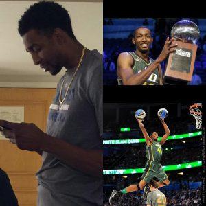 NBA JEREMY EVANS